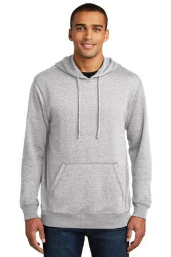 Mens Lightweight Fleece Hoodie