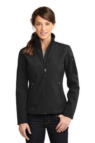 Ladies Rugged Ripstop Soft Shell Jacket