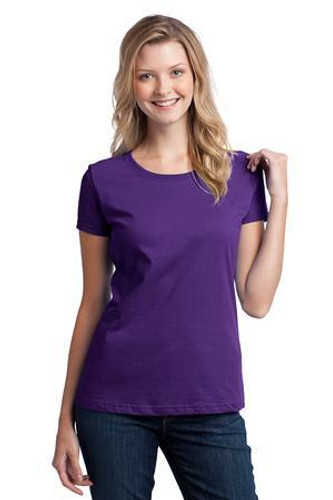 Ladies HD Cotton 100% Cotton T-Shirt