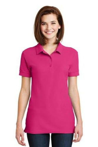 Ladies 66-Ounce 100% Double Pique Cotton Sport Shirt