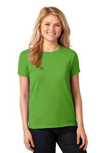 Ladies Heavy Cotton 100% Cotton T-Shirt
