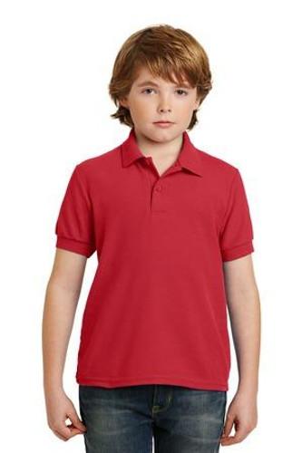 Youth DryBlend 6-Ounce Double Pique Sport Shirt