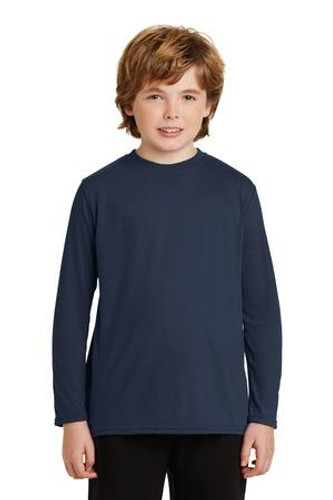 Youth  Performance Long Sleeve T-Shirt