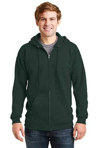 Ultimate Cotton - Full-Zip Hooded Sweatshirt