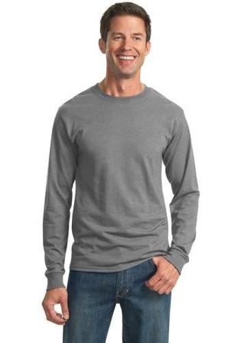 Dri-Power Active 50/50 Cotton/Poly Long Sleeve T-Shirt