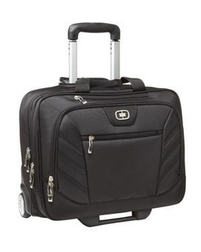 Lucin Wheeled Briefcase
