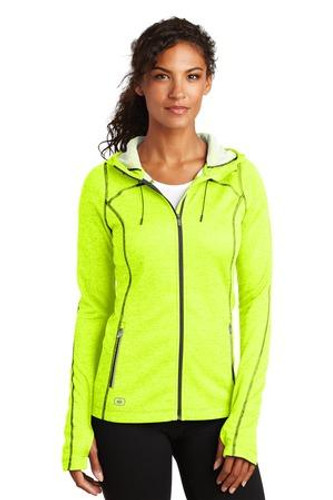 Ladies Pursuit Full-Zip LOE501