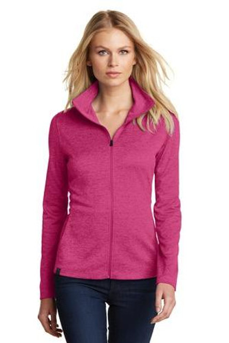 Ladies Pixel Full-Zip