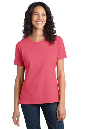 Ladies Ring Spun Cotton Tee
