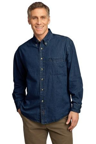 Long Sleeve Value Denim Shirt SP10