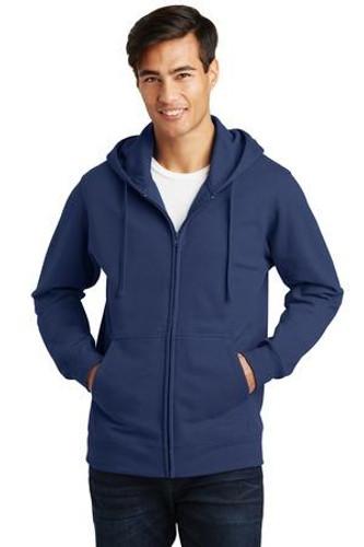 Fan Favorite Fleece Full-Zip Hooded Sweatshirt