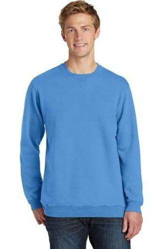 Pigment-Dyed Crewneck Sweatshirt