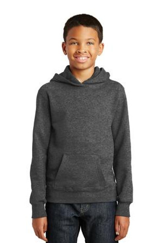 Youth Fan Favorite Fleece Pullover Hooded Sweatshirt