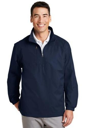1/2-Zip Wind Jacket