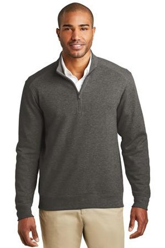 Interlock 1/4-Zip