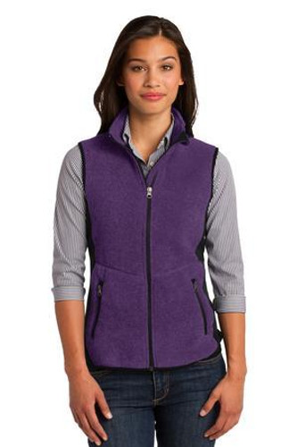 Ladies R-Tek Pro Fleece Full-Zip Vest