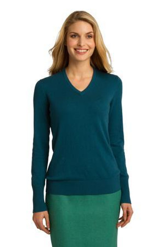 Ladies V-Neck Sweater