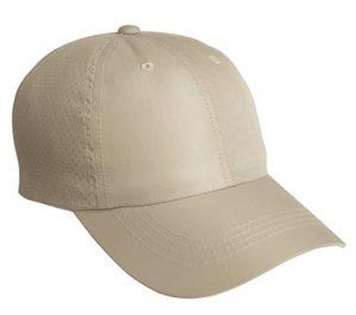 Perforated Cap