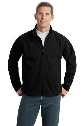 Tall Textured Soft Shell Jacket