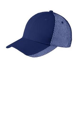 Two-Color Mesh Back Cap