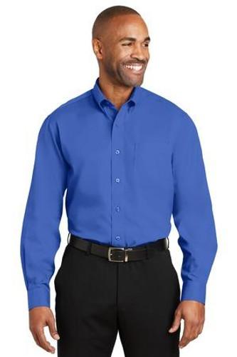 Dobby Non-Iron Button-Down Shirt