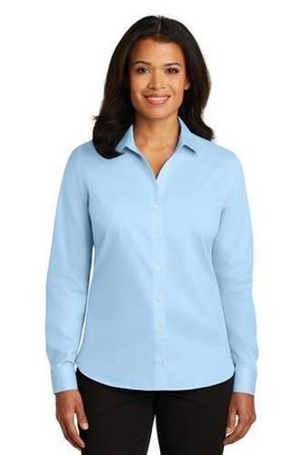 Ladies Non Iron Twill Shirt