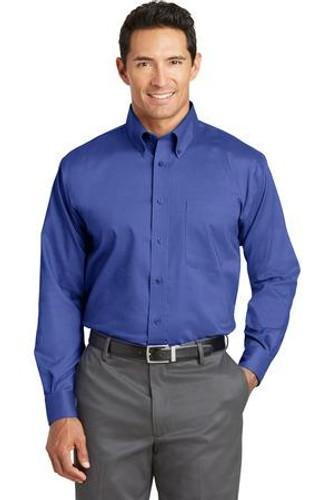 Tall Nailhead Non-Iron Shirt
