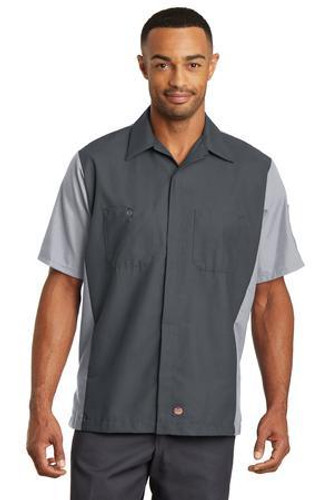 Short Sleeve Ripstop Crew Shirt