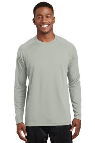 Dry Zone Long Sleeve Raglan T-Shirt