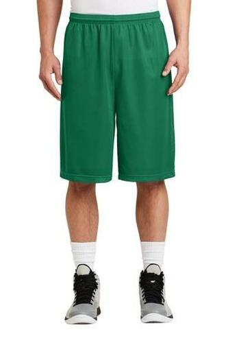 Extra Long  Classic Mesh Short