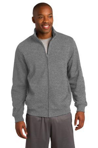 Full-Zip Sweatshirt