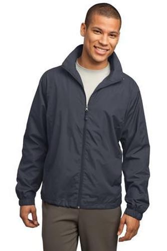 Full-Zip Wind Jacket