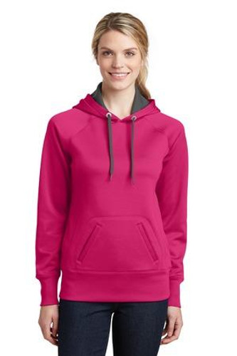 Ladies Tech Fleece Hooded Sweatshirt