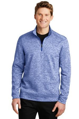 Electric Heather Fleece 1/4-Zip Pullover