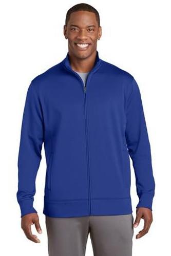 Sport-Wick Fleece Full-Zip Jacket