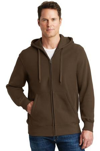 Super Heavyweight Full-Zip Hooded Sweatshirt