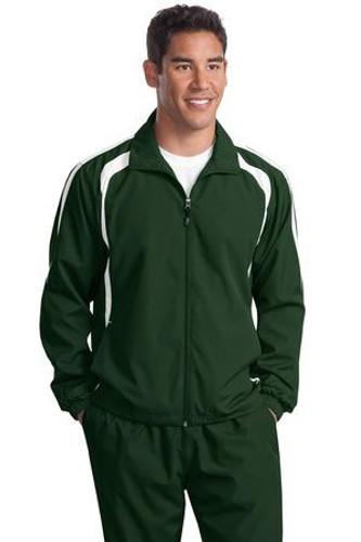 Tall Colorblock Raglan Jacket