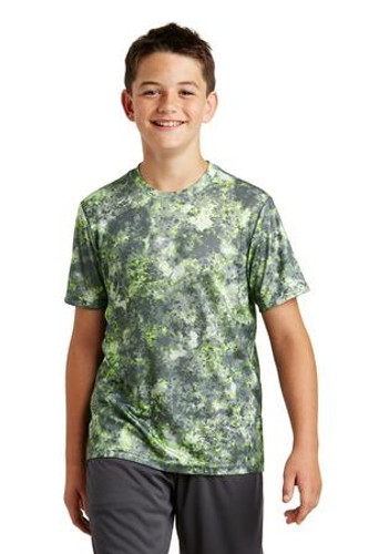 Youth Mineral Freeze Tee