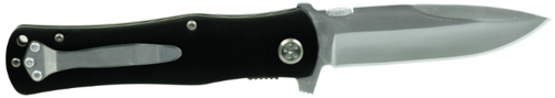 Black Handle Knife