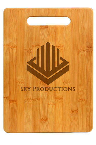 Large Bamboo Rectangle Cutting Board
