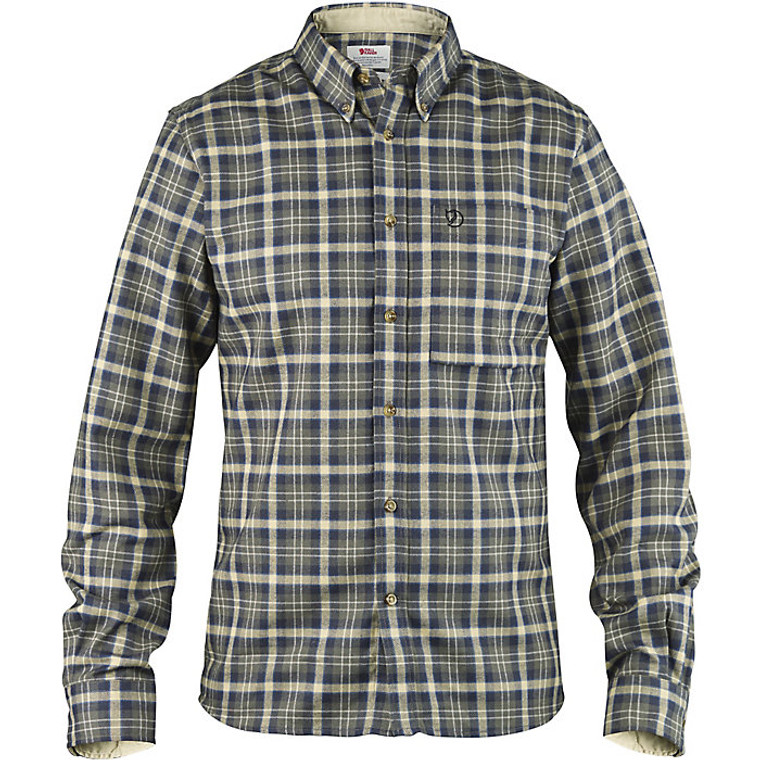 Fjallraven M Stig Flannel Shirt
