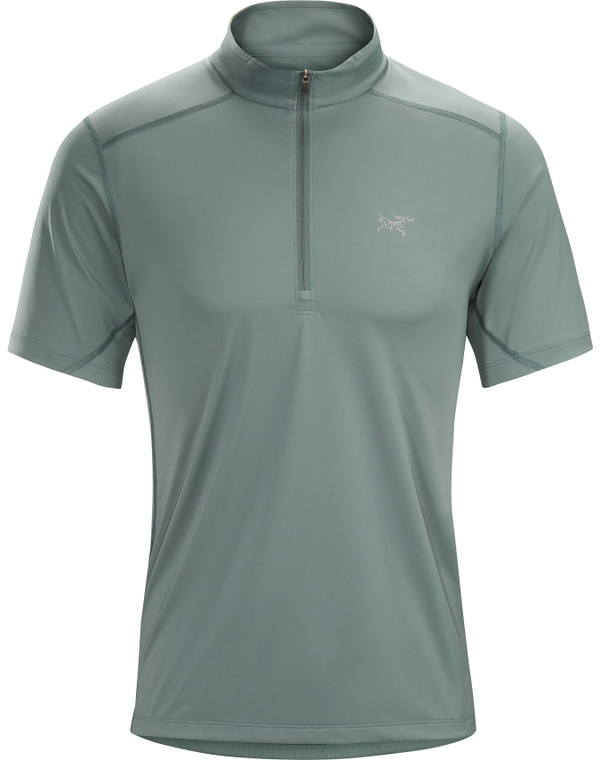Arc'teryx Men's Accelero Comp Zip Neck Shirt