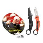 Fox 597 Dart Karambit + Trainer + DVD - 3 in 1 Package (FX597 + FX597-TK+DVD)