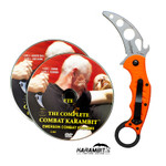 Fox 599 Trainer Karambit + DVD - 2 in 1 Package (FX599-TK+DVD)