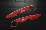 Flagrant Beard Havoc Tanto Neck Knife Trainer