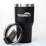 Karambit.com Logo RTIC Black 20oz Laser Engraved Cup (RTICCup)