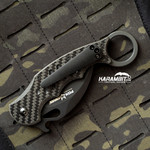 Fox 479 Karambit Titanium Pocket clip