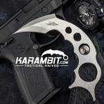 Gil Hibben Claw II Silver Karambit (GH2028SS)