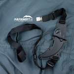 Honshu Black Kerambit w/Shoulder Harness (UC2791)