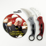Fox 478 Karambit + Trainer + DVD - 3 in 1 Package (FX478+Trainer+DVD)